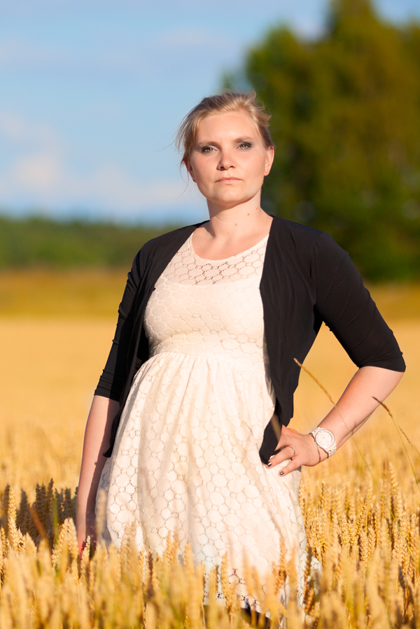 Kati på Ärnafälten