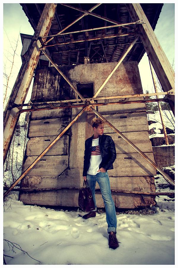 Viktor Frisk Mode