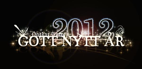 Gott Nytt År 2012