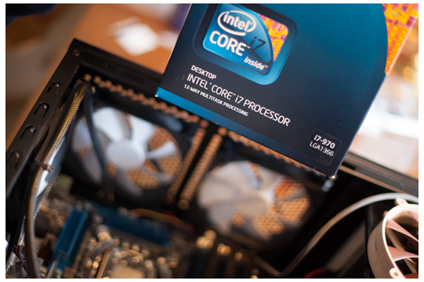 Intel I7 970