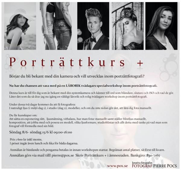 porträttkurs+