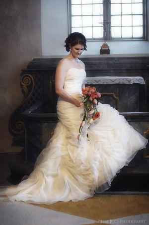 Bröllöpsklänning